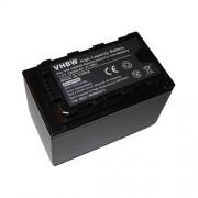 vhbw Li-Ion batterie 5200mAh (7.4V) pour appareil numérique camescope Panasonic AG-AC8, AG-AC8EJ, AJ-PX270, AJ-PX270EJ, HC-X1000 remplace VW-VBD58.