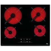 TEKA TB 6415 VITROCERAMICA 4 ZONAS MAX 21CM BISEL FRONTAL STOCK