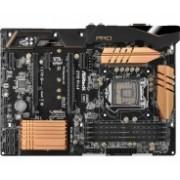 Tarjeta Madre ASRock ATX Z170 Pro4, S-1151, Intel Z170, HDMI, USB 3.0, 64GB DDR4, para Intel