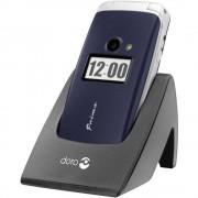 Mobitel s velikim tipkama za starije osobe Primo 413 Doro plava