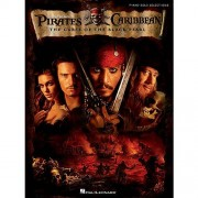 Hal Leonard - Pirates of the Caribbean - Piano solo selections