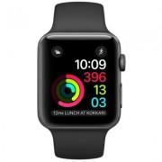 Apple Watch 2 42mm (gwiezdna szarość/czarny)