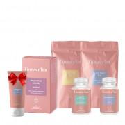 TummyTox Tummy Tox Slim Detox + Slimming gel GRATIS - programa adelgazante para 20 días: 2x20 bolsitas de té + 10 bebidas de Draining Drink + 30 cápsulas de Happy Enzymes + cápsulas de Slimbiotic