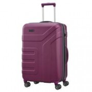 travelite Vector 4w Trolley M Pflaume