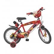 Bicicleta Cars 16 Pulgadas Disney - Toimsa