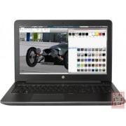"""HP ZBook 15 G4 (Y6K19EA), 15.6"""" IPS FullHD LED (1920x1080), Intel Core i7-7700HQ 2.8GHz, 8GB, 256GB SSD, NVIDIA Quadro M1200 4GB, Win 10 Pro"""