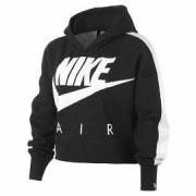 Nike G nsw crop pe air AQ8844-032 Černá L