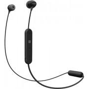 Sony WI-C300 Wireless Headphones In-Ear Negro, B