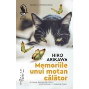 Editura Humanitas Memoriile unui motan calator - hiro arikawa editura humanitas 2020