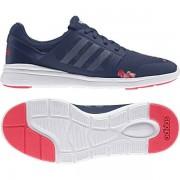 Adidas Neo Cloudfoam Xpression W - scarpe da ginnastica donna - Blue