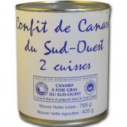 Mon Epicerie Fine de Teroir Confit de Canard