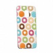 Husa Silicon Transparent Slim Donut Asus Zenfone 3 MAX ZC520TL