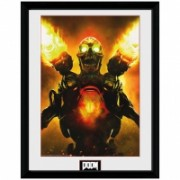 Doom Framed Poster Key Art - 45 x 34 cm