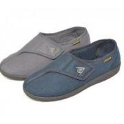 Dunlop Pantoffels Arthur - Blauw-man maat 44 - Dunlop