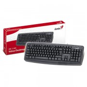 gen-kb-110x-p - Genius tipkovnica KB-110X Black, PS/2