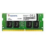 SODIMM, 4GB, DDR4, 2400MHz, A-DATA (AD4S2400J4G17-B)