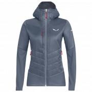 Salewa - Women's Ortles Hybrid TW CLT Jacket - Veste en laine taille 34, gris/bleu
