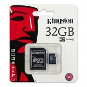 Memoria Kingston Micro SD HC 32GB Clase 10