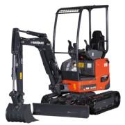 Mini-excavator Eurocomach ES-18 ZT