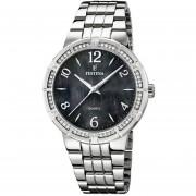 Reloj F16703/2 Plateado Festina Mujer Mademoiselle