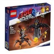 Конструктор Лего Филмът 2 - Батман, готов за битка, и Железният - LEGO Movie 2, 70836