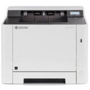 Лазерен принтер Kyocera ECOSYS P5021cdw, цветен, 9600 x 600 dpi, 21 стр/мин, LAN1000, Wi-Fi, USB 2.0, SD/SDHC Slot, А4