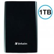 Disco Rígido Externo Verbatim Store 'n' Go USB 3.0 - Preto - 1TB