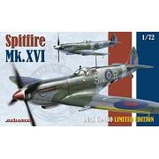 1:72 Eduard Dual Combo Spitfire Mk.xvi Model Kit