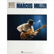 Hal Leonard Best Of Marcus Miller BASS TAB