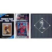 CandICollectables 2015ANGELSTSC MLB Los Angeles Angels Licensed 2015 Topps Team Set & Favorite Player Trading Cards Plus Storage Album