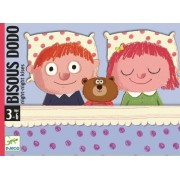 DJECO Gra karciana dla maluchów 3+ na dobranoc - przyjemne zasypianie, DJ05176