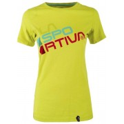 La Sportiva Square - T-shirt arrampicata - donna - Green