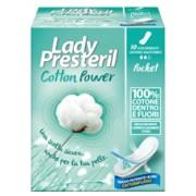 Corman Spa Lady Presteril Cotton Power Anatomici Assorbenti Stesi In Cotone 10 Pezzi