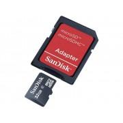 SanDisk SDSDQB-032G-B35 microSDHC-Kort 32 GB Class 4 inkl. SD-adapter
