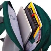 STM Banks Backpack - елегантна и стилна раница за MacBook Pro 15 и лаптопи до 15 инча (зелен)