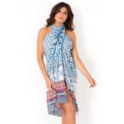 Rochie de plaja/pareo David Beachwear colectia Gujarat 180x110cm