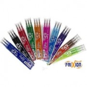 Náplň Frixion fialová 3ks/0,7
