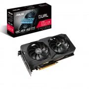 VGA Asus DUAL-RX5500XT-O4G-EVO, AMD RX 5500 XT, 4GB, do 1865MHz, 36mj (90YV0DV2-M0NA00)