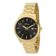 Relógio Condor Masculino CO2115TC/4P - Masculino-Dourado
