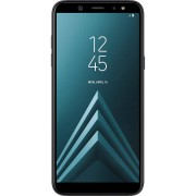 Samsung (Unlocked, Black) Samsung Galaxy A6 (2018) Single Sim 32GB 3GB RAM