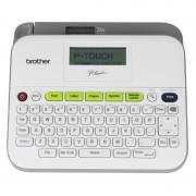 Rotulador de etiquetas Brother PTD400 laminada s/adaptador