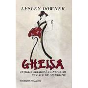 Gheisa. Istoria secreta a unei lumi pe cale de disparitie/Lesley Downer