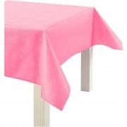 Happy Moments Duk av imiterat tyg, B: 125 cm, 70 g/m2, 10 m, rosa