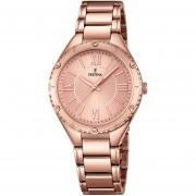 Reloj F16922/2 Golden Rose Festina Mujer Boyfriend Collection Festina