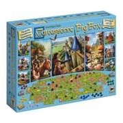 Asmodee Carcassonne Big Box