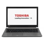 Toshiba TECRA Z50-C-14Z notebook (Intel Core i5 – 6200U, 39,6 cm 15,6 inch Full-HD ontspiegeld, 8 GB RAM, 256 GB SSD, WLAN, Bluetooth 4.1, Windows 7 + 10 Pro) Grijs