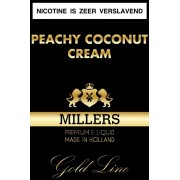 Peachy Coconut Cream