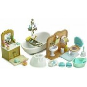 Jucarie Sylvanian Families Country Bathroom Set