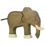 Fa játék állatok - elefánt