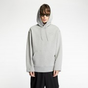 Y-3 Classic Chest Logo Hoodie Medium Grey Heather